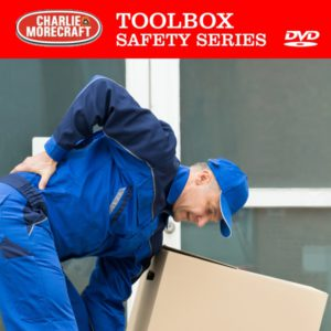 Charlie Morecraft Toolbox Safety Series: Back Safety