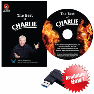 The Best of Charlie - Official DVD from Charlie Morecraft
