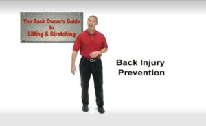 Employee Injury Prevention Training – Michael Melnick - Online Streaming